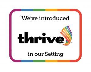 Thrive Setting Introduced Digital